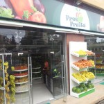 fruit & vegetable shop