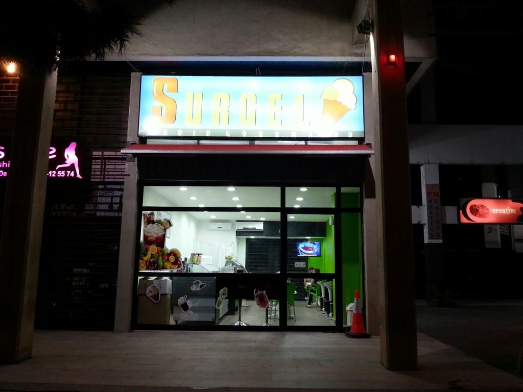Surgel shop