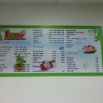 Surgel menu