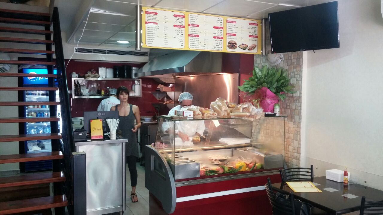 Mr Snack Fast Food Restaurant In Zalka Cooking Appliances By Ipec Lebanon Ipec S A R L