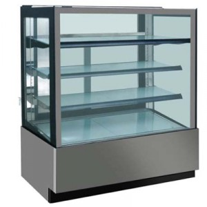 Pastry-Bakery-Straight Glass-refrigerator