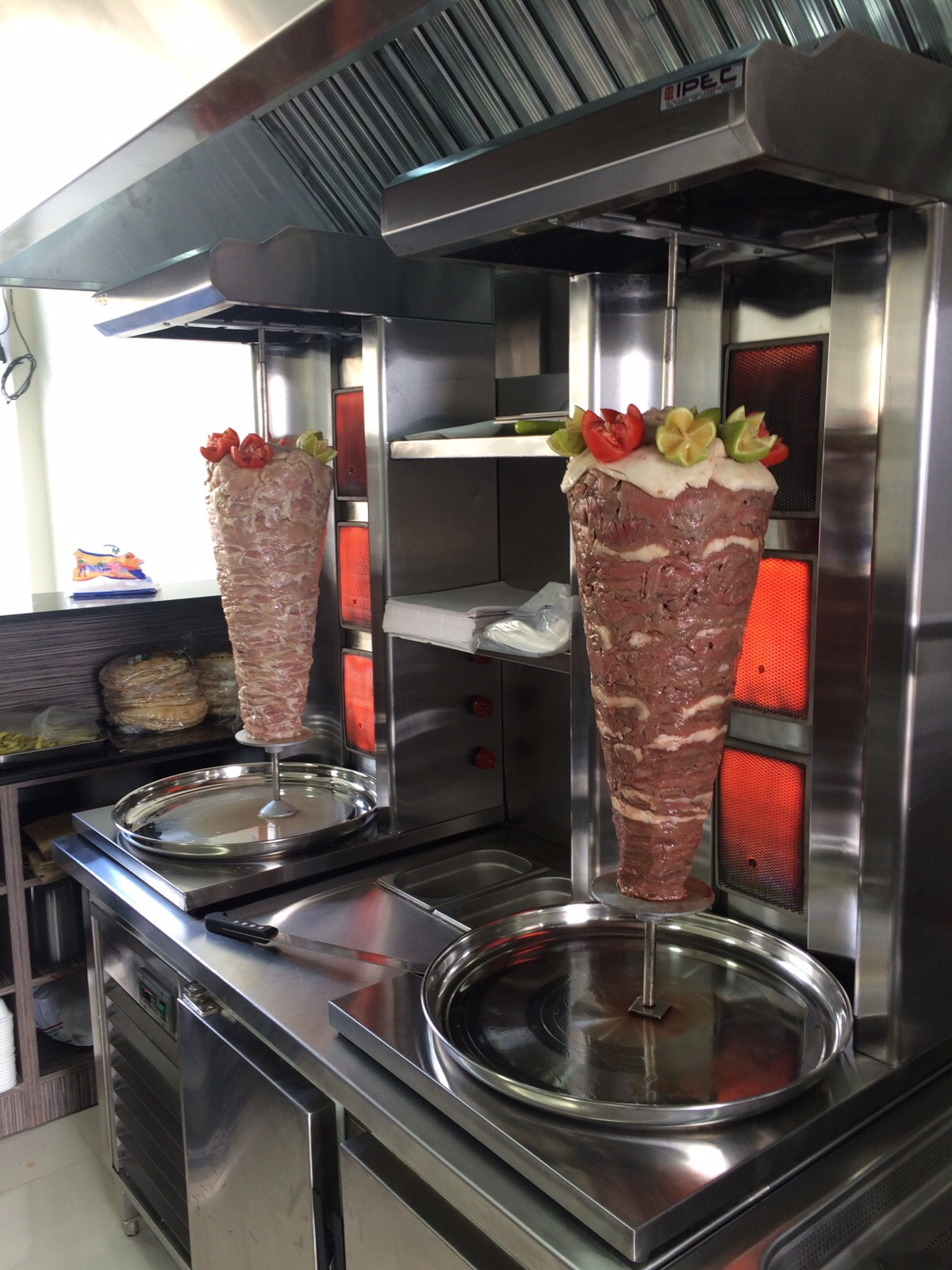 Papa Z Grill House And Takeaway Design And Equipment By