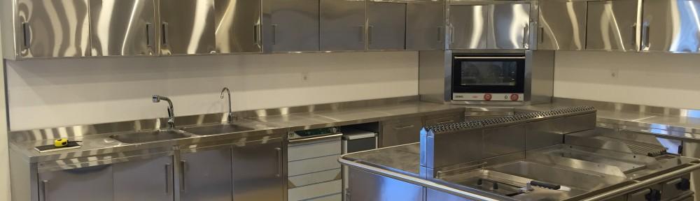 Stainless IPEC Kitchen