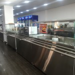 Stainless Buffet