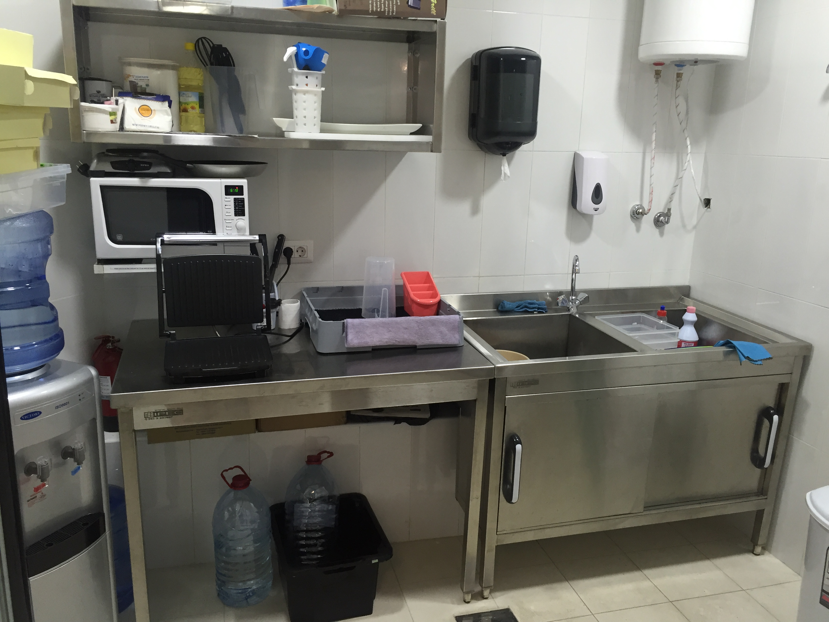 99 cups byblos coffee shop equipment by ipec ipec s a r l for Parlour equipment
