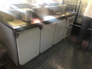 IPEC Sandwich fridge