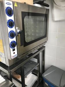 IPEC Gas Combi Oven