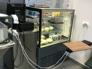 IPEC Salad fridge