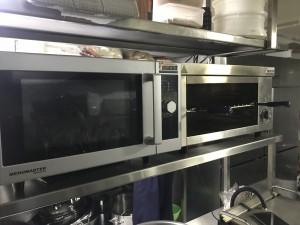 MenuMaster Microwave