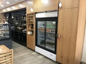 Lebfrost Beverage fridge
