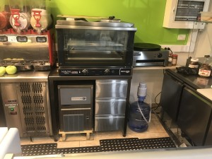 IPEC convection oven