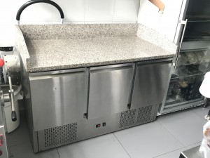 IPEC Pastry Worktop fridge