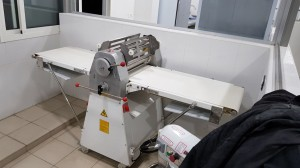 Technokitchen dough sheeter