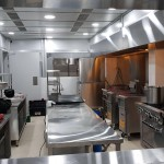 Stainless IPEC central kitchen