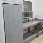 Technokitchen upright freezer
